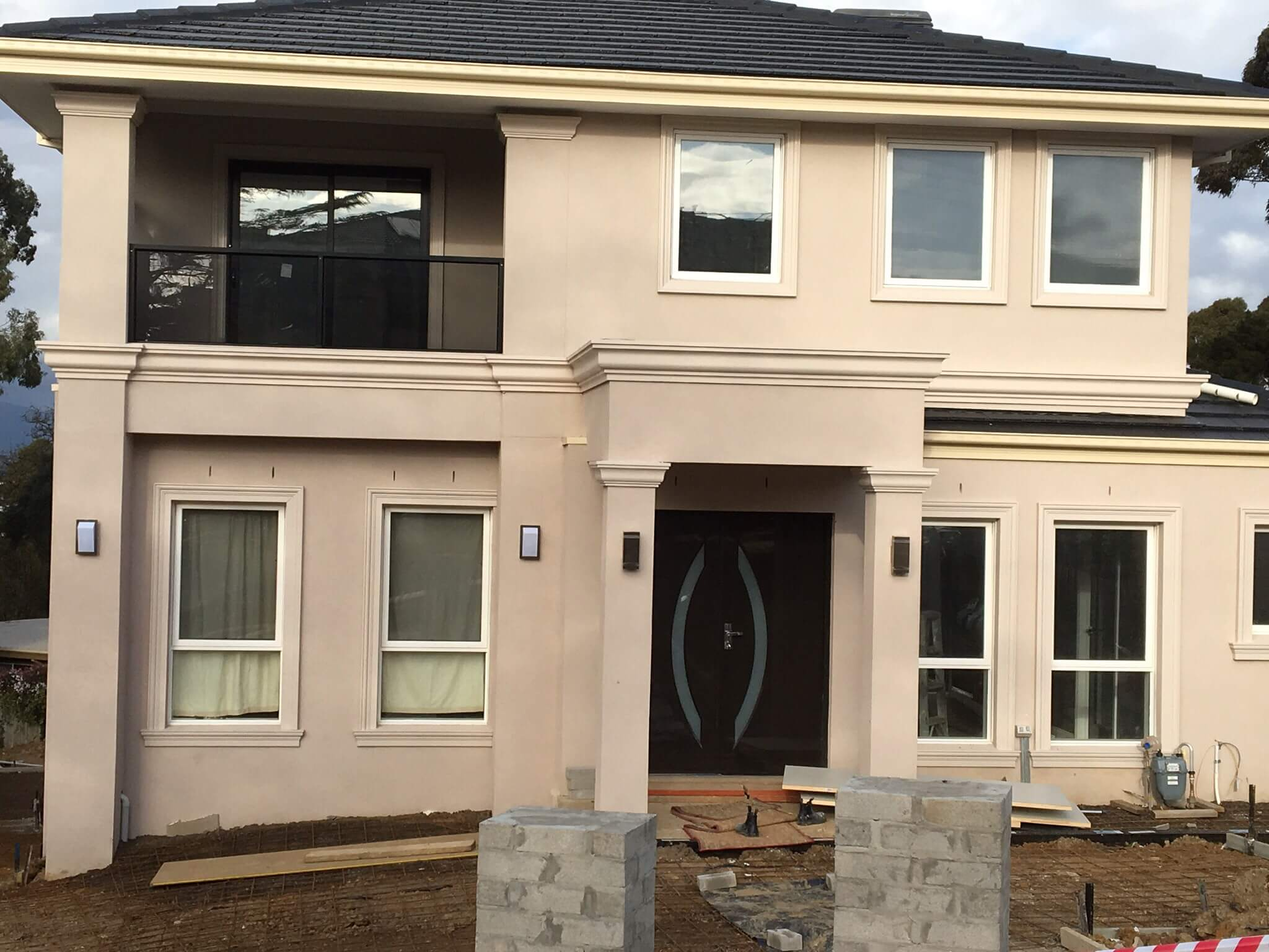 Image of our residential painting services for a local Melbourne house
